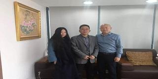 拜访浙商研究会上海分会,探讨合作新思路
